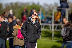 De Jong Sanne, NED<br /> Le Lion d'Angers - FEI Eventing World Breeding Championship 2019<br /> Teilprüfung Cross-Country 7 jährige<br /> 19. Oktober 2019<br /> © www.sportfotos-lafrentz.de/Dirk Caremans