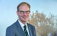 UTRECHT -  Bestuurslid Dricus Prins,    Algemene Ledenvergadering van de Nederlandse Golf Federatie NGF.   COPYRIGHT KOEN SUYK