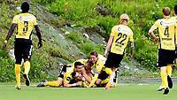 Fotball , 25 . juni 2017 , Eliteserien , <br /> Tromsø - Sandefjord<br /> scoring Sandefjord ved Pau Morer