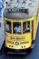 Tram - Lisbon - Portugal
