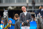 Thierry Goffinet - Think Twice 111 Z<br /> FEI World Breeding Jumping Championships for Young Horses 2016<br /> © DigiShots