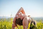 Lifestyle Chatauqua Park Yoga
