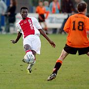NLD/Hilversum/20060920 - Jubileumwedstrijd VV Altius - Lucky Ajax, Kofi Mensah