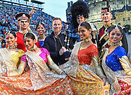 Ronan Keating Attends Royal Edinburgh Tattoo