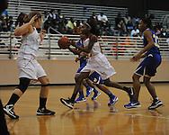 Lafayette High vs. Bruce in girls high school basketball in Oxford, Miss. on Thursday, November 15, 2012. Bruce won 46-39.