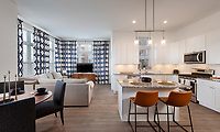 Interior design image of 335 Bala Apartments in Bala Cynwyd Pennsylvania by Jeffrey Sauers of CPI Productions