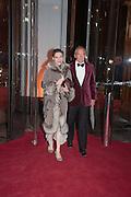 HANNAH KEY; SIMON JENKINS, Hollywood Costume gala dinner, V and A. London. 16 October 2012