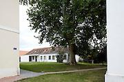 Weinarchiv und WeinKulturhaus, Bildein.Architektur: Dietmar Gasser.Landschaftsarchitektur: Andrea Cejka