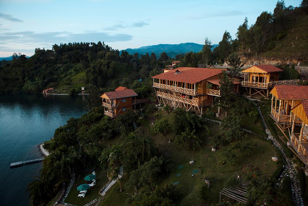 Cormoran Lodge, Kibuye, Rwanda