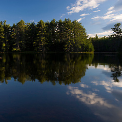 Turner Cove on the Androscoggin River in Turner, Maine.