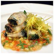 Le Ricette Tradizionali della Cucina Italiana.Italian Cooking Recipes. Indivia farcita con spinaci