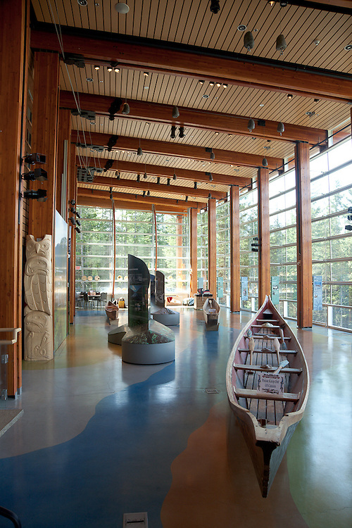 Squamish Li'wat Cultural Centre, Whistler, British Columbia | Alfred Waugh Architect with Ratio Architecture | 2011