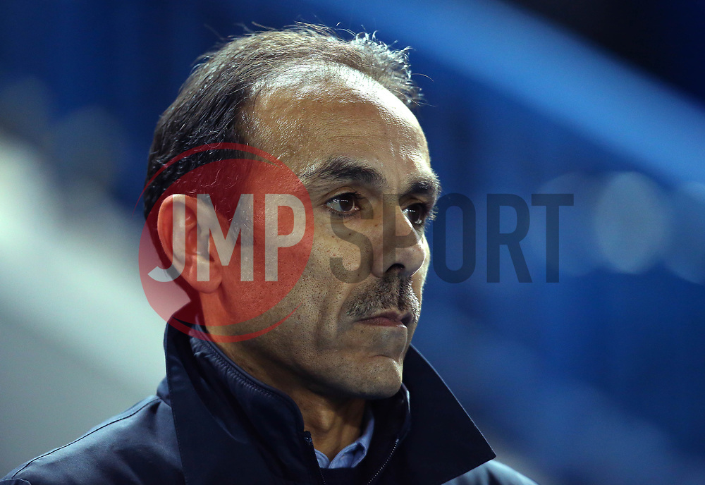 Sheffield Wednesday manager Jos Luhukay - Mandatory by-line: Robbie Stephenson/JMP - 26/01/2018 - FOOTBALL - Hillsborough - Sheffield, England - Sheffield Wednesday v Reading - Emirates FA Cup fourth round proper
