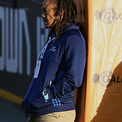 Blues Head Coach Tana Umanga during the Investec Super  Rugby match between the Chiefs and Blues at FMG Waikato Stadium in Hamilton, New Zealand on Friday 3 March 2017. Photo: Dion Mellow / lintottphoto.co.nz