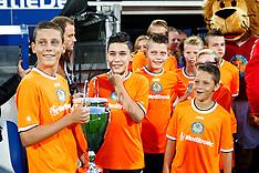 20140830 NED: Huldiging Nederland WK winnaar Medtronic Junior Cup, Heerenveen