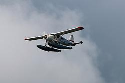 1952 De Havilland Canada DHC-2 Beaver AL1 (N1108Q), near Ketchikan Harbor Seaplane Base (5KE), Ketchikan, Alaska, United States of America