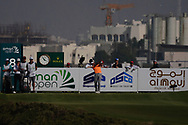 Joost Luiten (NED) on the 18th during Round 4 of the Oman Open 2020 at the Al Mouj Golf Club, Muscat, Oman . 01/03/2020<br /> Picture: Golffile | Thos Caffrey<br /> <br /> <br /> All photo usage must carry mandatory copyright credit (© Golffile | Thos Caffrey)