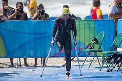 HATA Yukako, JPN, Para-Triathlon, PT2 at Rio 2016 Paralympic Games, Brazil