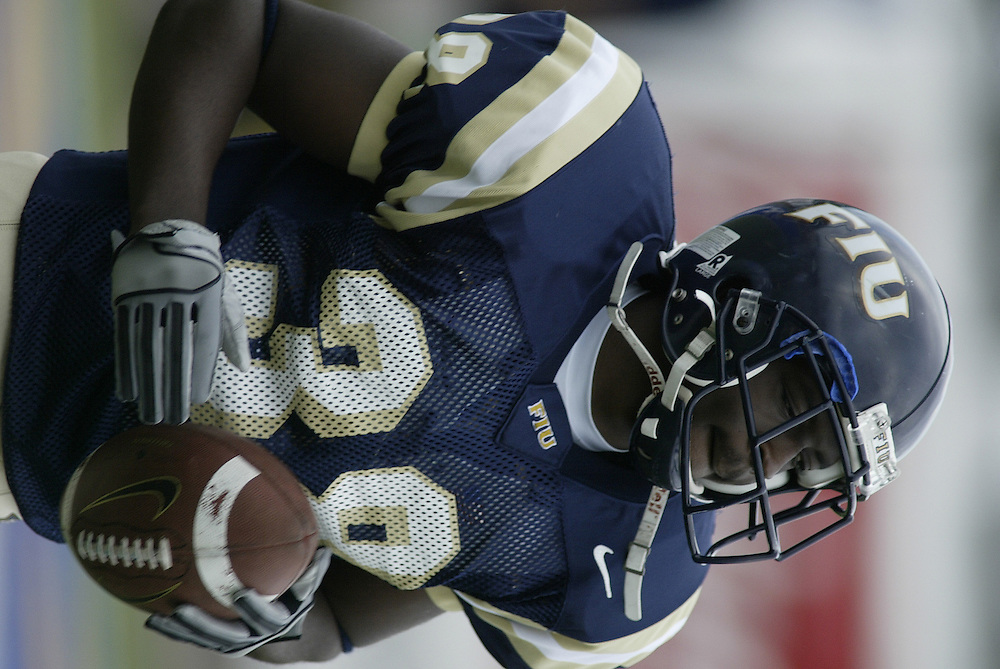 2003 FLORIDA INTERNATIONAL UNIVERSITY Football