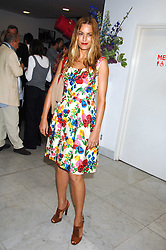 YASMIN LE BON at a reception hosted by Vogue magazine to launch photographer Tim Walker's book 'Pictures' sponsored by Nude, held at The Design Museum, Shad Thames, London SE1 on 8th May 2008.<br /><br />NON EXCLUSIVE - WORLD RIGHTS