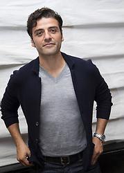 August 18, 2018 - New York, New York, USA - Oscar Isaac stars in the movies Life Itself (Amazon) and Operation Finale  (Credit Image: © Armando Gallo via ZUMA Studio)
