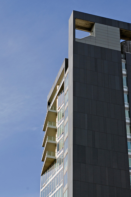 Chelsea Arts Tower, designed by Kossar + Garry Architects, New York City, New York, Chelsea, 545 West 25th Street