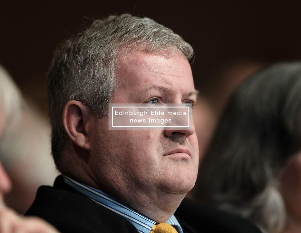 SNP Spring Conference, Saturday 27th April 2019<br /> <br /> Pictured: Ian Blackford MP<br /> <br /> Alex Todd   Edinburgh Elite media