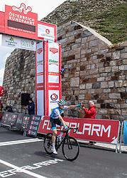 10.07.2019, Radstadt, AUT, Ö-Tour, Österreich Radrundfahrt, 4. Etappe, von Radstadt nach Fuscher Törl (103,5 km), im Bild Etappensieger Ben Hermans (BEL, Israel Cycling Academy) // stagewinner Ben Hermans of Belgium Team Israel Cycling Academy during 4th stage from Radstadt to Fuscher Törl (103,5 km) of the 2019 Tour of Austria. Radstadt, Austria on 2019/07/10. EXPA Pictures © 2019, PhotoCredit: EXPA/ Reinhard Eisenbauer