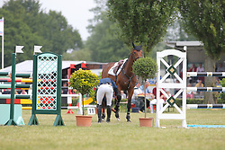 Erni, Andreas, Charity<br /> Elmshorn - Holsteiner Pferdetage<br /> Spezialspringpferdeprüfung Kl. M Finale 6j.<br /> © www.sportfotos-lafrentz.de/ Stefan Lafrentz