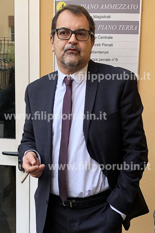 PM MARCO FORTE<br /> UDIENZA PROCESSO IGOR VACLAVIC NORBERT FEHER BOLOGNA