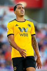 Helder Costa of Wolverhampton Wanderers cuts a frustrated figure - Mandatory by-line: Robbie Stephenson/JMP - 25/07/2018 - FOOTBALL - Bet365 Stadium - Stoke-on-Trent, England - Stoke City v Wolverhampton Wanderers - Pre-season friendly
