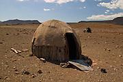 Village of Orupembe, northwest Namibia