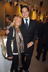 Left to right, LORD FREDERICK WINDSOR and MARTHA WARD at a party to launch jeweller Boodles new store at 178 New Bond Street, London W1 on 26th September 2007.<br /><br />NON EXCLUSIVE - WORLD RIGHTS