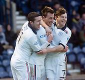 Raith Rovers v Dundee 02.01.2012