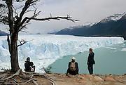 Perito Moreno glacier in southern Patagonia.