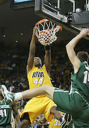 NCAA Men's Basketball - Michigan State v Iowa - January 4, 2007