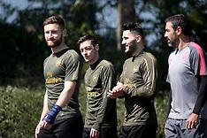 Arsenal Training Session - 21 May 2019