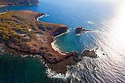 Puhu Pe'e, Sweetheart Rock, Manele Bay, Lanai, Hawaii