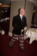 MICHAEL RUSSELL, The Laurence Olivier Awards, The Grosvenor House Hotel. Park Lane. London. 8 March 2009 *** Local Caption *** -DO NOT ARCHIVE -Copyright Photograph by Dafydd Jones. 248 Clapham Rd. London SW9 0PZ. Tel 0207 820 0771. www.dafjones.com<br /> MICHAEL RUSSELL, The Laurence Olivier Awards, The Grosvenor House Hotel. Park Lane. London. 8 March 2009