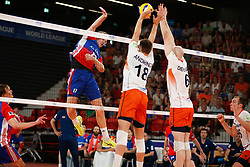 20170618 NED: FIVB Volleybal World League 2017 The Netherlands - Czech Republic: Den Haag <br />