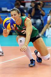Azerbaijan Kseniya Kovalenko  digs