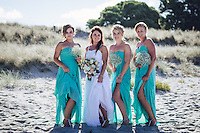 josh & rayleen's wedding at pauanui with beach ceremony & puka park lodge reception photography by coromandel photographer felicity jean photography on the coromandel peninsula
