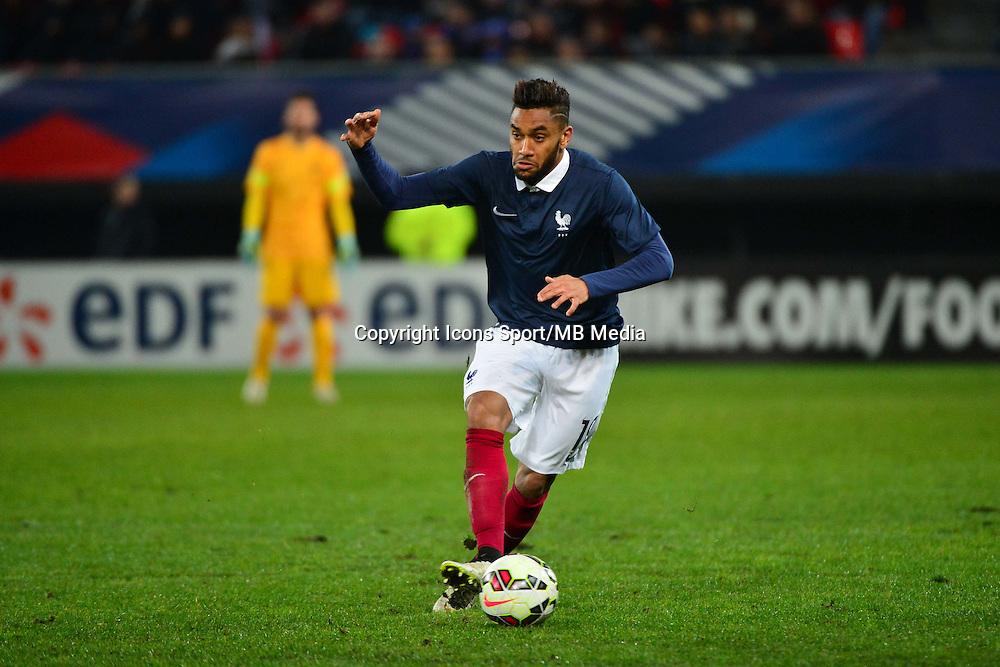 Jordan AMAVI - 25.03.2015 - Football Espoirs - France / Estonie - Match Amical -Valenciennes<br /> Photo : Dave Winter / Icon Sport