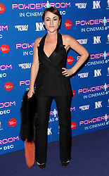 Jaime Winstone arriving at the premiere of Powder Room, in London, Wednesday, 27th November 2013. Picture by Stephen Lock / i-Images