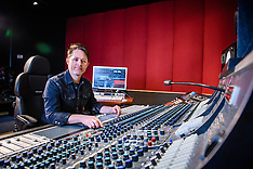 Professional Portraits Chris Dugan Green Day Audio Engineer for Universal Audio JingleTown Recording