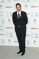 Sir Ben Ainslie , British Olympic Ball, Dorchester (Opal Room), London UK, 30 October 2013, Photo by Raimondas Kazenas