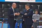 Dolomiti Energia Aquila Basket Trento - Umana Reyer Venezia<br /> Lega Basket Serie A 2016/2017<br /> PalaTrento 05/02/2017<br /> Foto Ciamillo-Castoria