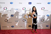Actress Diane Guerrero hosts P&G's Orgullosa #LivingFabulosa event to rally and inspire Latinas to seize their full potential, Tuesday, Feb. 23, 2016, in New York. The event brings together influential Latina trendsetters to highlight the need to have more Latina role models to inspire the next generation.  (Photo by Diane Bondareff/Invision for P&G Orgullosa/AP Images)