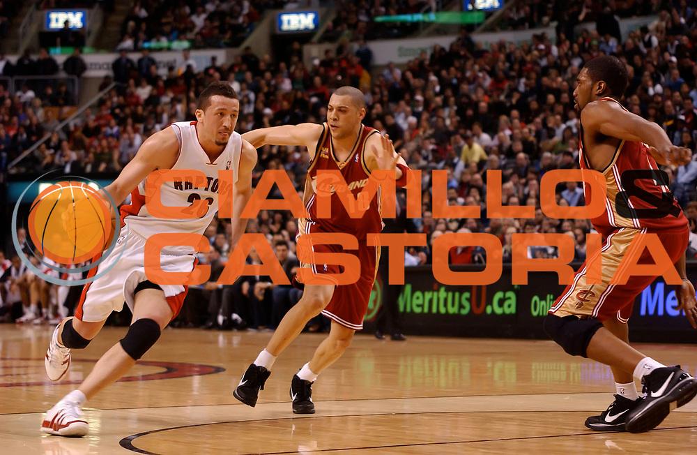 DESCRIZIONE : Toronto NBA 2009-2010 Toronto Raptors Cleveland Cavaliers<br /> GIOCATORE : Hedo Turkoglu<br /> SQUADRA : Toronto Raptors Cleveland Cavaliers<br /> EVENTO : Campionato NBA 2009-2010 <br /> GARA : Toronto Raptors Cleveland Cavaliers<br /> DATA : 26/02/2010<br /> CATEGORIA :<br /> SPORT : Pallacanestro <br /> AUTORE : Agenzia Ciamillo-Castoria/V.Keslassy<br /> Galleria : NBA 2009-2010<br /> Fotonotizia : Toronto NBA 2009-2010 Toronto Raptors Cleveland Cavaliers<br /> Predefinita :