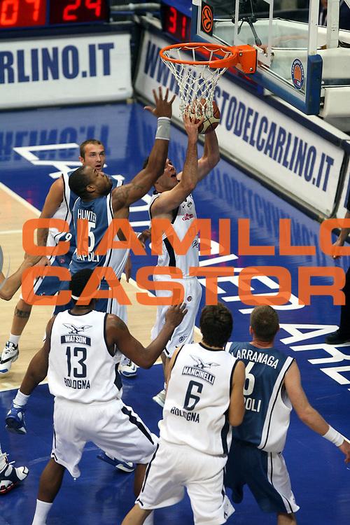 DESCRIZIONE : Bologna Lega A1 2005-06 Play Off Semifinale Gara 1 Climamio Fortitudo Bologna Carpisa Napoli <br />GIOCATORE : Becirovic<br />SQUADRA : Climamio Fortitudo Bologna <br />EVENTO : Campionato Lega A1 2005-2006 Play Off Semifinale Gara 1 <br />GARA : Climamio Fortitudo Bologna Carpisa Napoli <br />DATA : 01/06/2006 <br />CATEGORIA : Tiro <br />SPORT : Pallacanestro <br />AUTORE : Agenzia Ciamillo-Castoria/G.Ciamillo